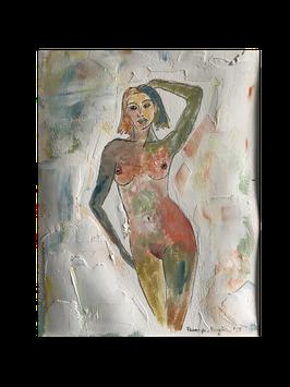 """looking forward"" von Francesca Moglia"