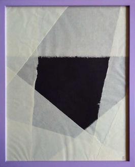 """""""Collage schwarz"""" von Philipp Zaugg"""