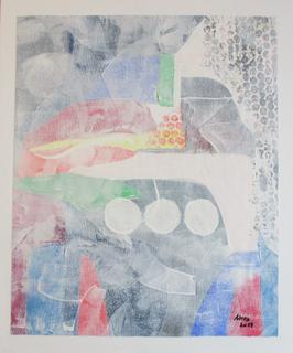 """""""Abstrakt 02"""" von Ursa"""