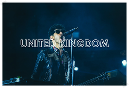 KONZERT-LOCATIONS IM UNITED KINGDOM