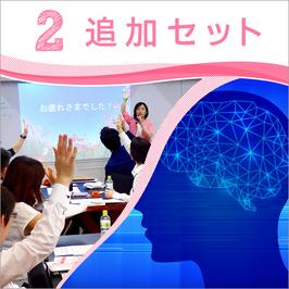 マインドマップ 社内講師養成 2追加セットB (記憶術)
