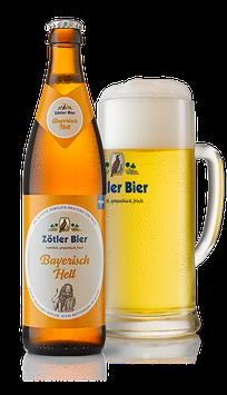 Zötler Bayerisch Hell 0,5L