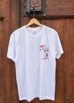 Herren T-Shirt Jugendfest-Kinder, Sujet klein