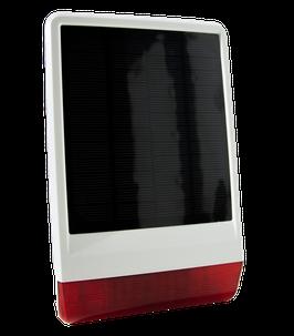 Solar-Außensirene 2