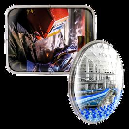 Spiegel für spezifische Umgebungen