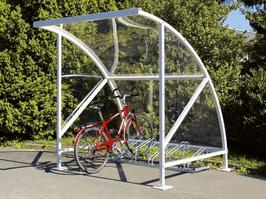 "Fahrradüberdachung Modell ""BAMBERG"""