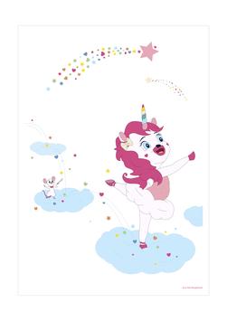 Affiche Lily danseuse étoile