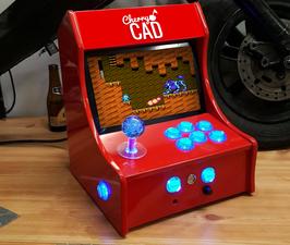 "Mini Borne d'Arcade - CherryCad ""mini"""