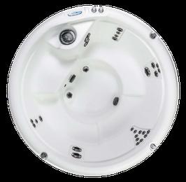 CROWN XL Whirlpool für 6 Personen