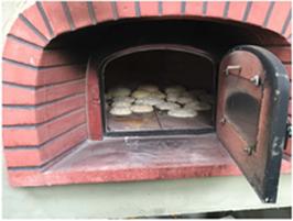Pizzaofen Mondotherm 10D