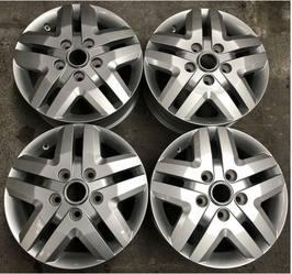 "4 ORIGINAL 16"" ALUFELGEN CITROEN JUMPER"