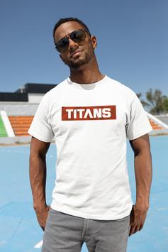 Titans Block Mens