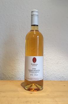 Trierer Weinapfel-Sortenreiner Apfelwein 2018er