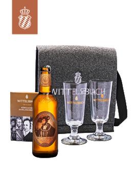 Geschenktasche (Wittelsbacher Filztasche)
