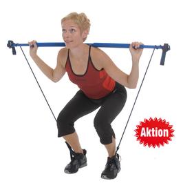 Demo-Gymstick inkl. Tasche, Poster, Übungs-DVD, Trainingsplan