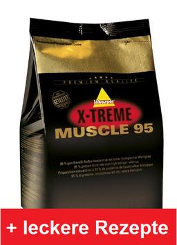 Proteinbeutel geschmacksneutral - 500 Gramm, inklusive leckere Rezeptideen (siehe Fotos)