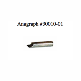30 Deg. Anagraph Blade