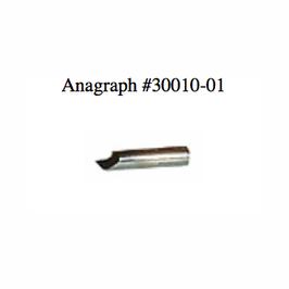 60 Deg. Anagraph Blade