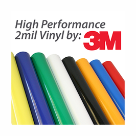 "3M 7125 Scotchcal™ ElectroCut™ Graphic Film - 24"" X 30' Roll"