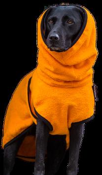 "Dryup cape ""Bademantel"" clementine"