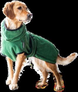 "Dryup cape ""Bademantel"" dark-green"