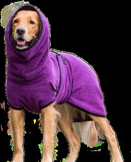 "Dryup cape ""Bademantel"" bilberry"