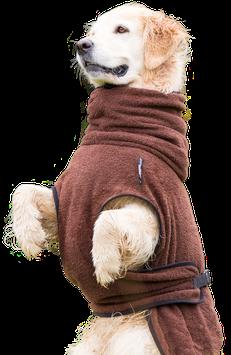 """Dryup cape """"Bademantel"""" brown"""