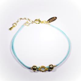 Firenze armband blauw
