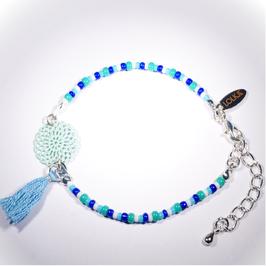 Eivissa armband turquoise