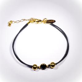 Firenze armband zwart