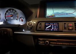 Datendisplay 5/6er BMW Fxx