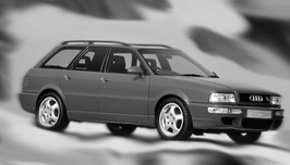 Audi 80 RS2