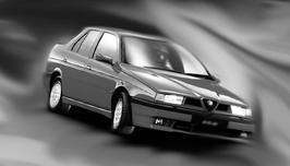 Alfa Romeo 155 167
