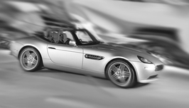 BMW Z8 E 52