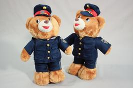 Plüschtier Polizeibär