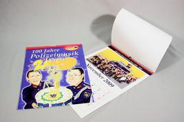 Polizeimusik Wien – Karikaturenkalender