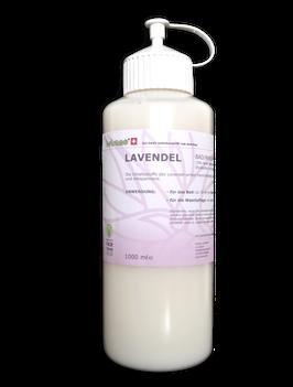 Lavendel    Bad/Waschemulsion  (1000 ml / 5000 ml)