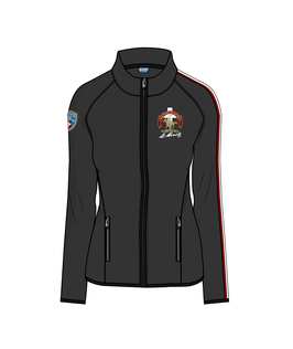 White Turf Ladies Sweatjacket