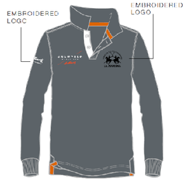 SC Official Men's Long Sleeve Polo