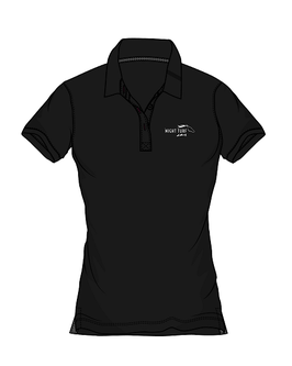 Night Turf Damen kurzarm Polo