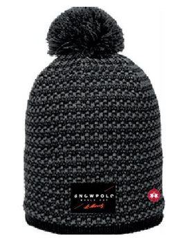 SC PomPom Knitted Hat