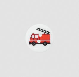 Feuerwehr-Knopf 18 mm - 2-Loch
