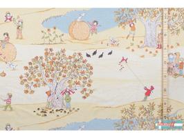 L'autunno Bellas Jahreszeiten - Biojersey Lillestoff