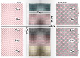Bingo Flamingo Masken - Biowebware Panel zum Nähen von 15 Masken Lillestoff