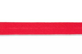 Baumwoll-Schrägband uni rot 40/20 mm - Prym