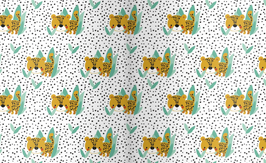 Cheeta Dots - Biowebware Lillestoff