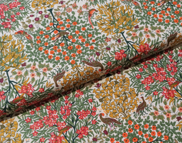 Pheasant forest - Patchworkstoff Liberty of London