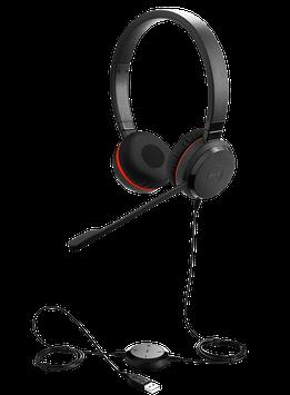 DUO EVOLVE 30 JABRA Headset