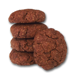 Cookies Sarrasin/Cacao/Pépites de Chocolat/Fleur de sel