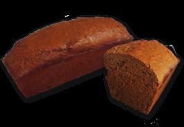 Pain d'épices aux 3 farines